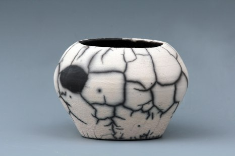 """Pieces of you"" naked raku, 2013 $125"